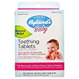 Hyland's Homeopathic Teething Tablets 100% Natural Symptomatic Relief for Teething in Children 135 Tablets