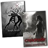 Hush, Hush / Crescendoby Becca Fitzpatrick