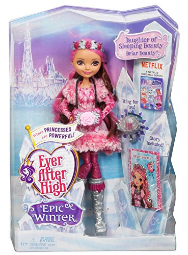 Ever After High Epic Winter Briar Beauty Doll JungleDealsBlog.com