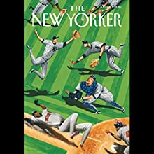 The New Yorker, April 27th 2015 (Sarah Stillman, Stephen Witt, Peter Schjeldahl)  by Sarah Stillman, Stephen Witt, Peter Schjeldahl Narrated by Dan Bernard, Christine Marshall