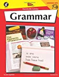 Grammar, Grades 7 - 8 (The 100+ Series)