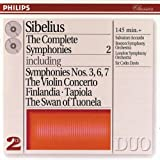 Sibelius: The Complete Symphonies Vol 2, nos 3, 6 & 7/Violin Concerto