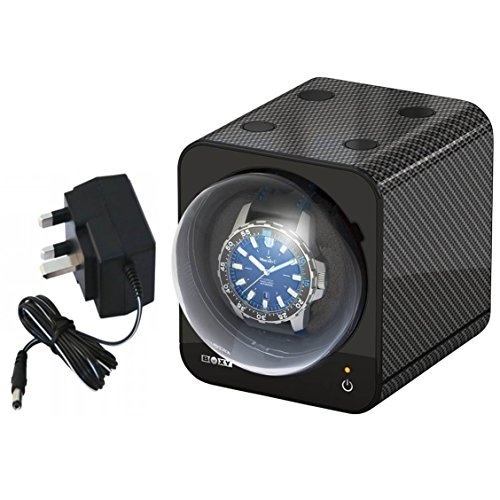 boxy-fancy-brick-carbon-watch-winder-incl-uk-power-adapter-by-beco-technic-modular-system-power-shar