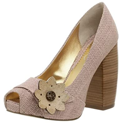 Missy Platform Pump Shoes