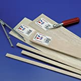 Midwest Balsa Sheets 1/16 in. x 2 in. x 36 in.