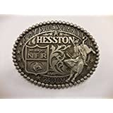 2009 NATIONAL FINALS RODEO*** HESSTON WRANGLER NFR -- Large Adult Buckle -- Bull Riding