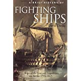 A Brief History of Fighting Ships (Brief Histories)by David Tudor Davies