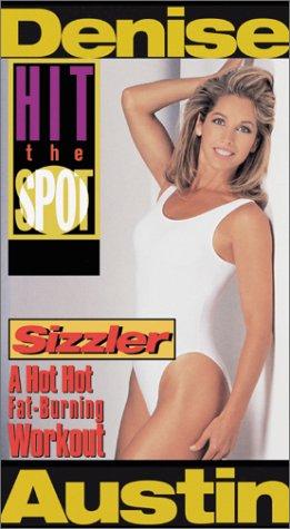 Denise Austin - Hit the Spot:Sizzler [VHS]