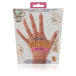 NPW Glitter Henna Designs