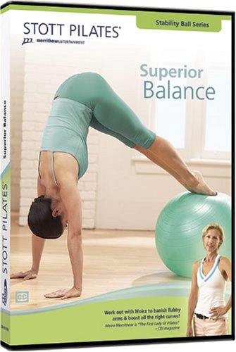 Stott Pilates: Superior Balance [DVD] [Region 1] [US Import] [NTSC]
