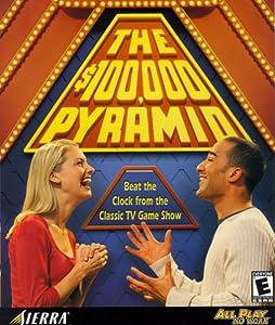 100 000 dollar pyramid template box