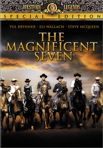 Cover of &quot;The Magnificent Seven (Special ...