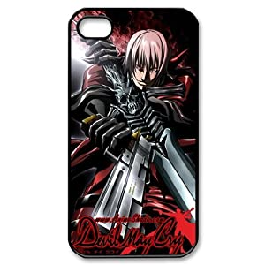 Devil May Cry Hard Case Cover Skin for iphone 4 4S