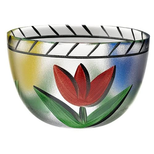 Amazon.com: Kosta Boda Tulipa Bowl 8-5/8-Inch: Serving Bowls: Kitchen