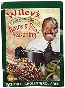 Wiley's Beans and Peas