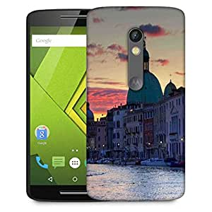 Snoogg Lake At Night Designer Protective Phone Back Case Cover For Moto G 3rd Generation