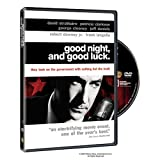 Good Night, and Good Luckby David Strathairn