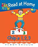 Roderick Hunt Read at Home: First Skills: Chip's 1,2,3