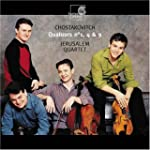 Chostakovitch: Quatuors No. 1, 4 & 9