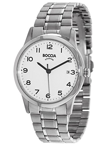 Boccia Titanium Ladies Watch 3258-01