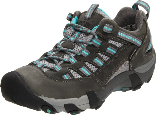 Keen Women's Alamosa Waterproof Multi-Sport Shoe,Gargoyle/Ceramic,8.5 M US