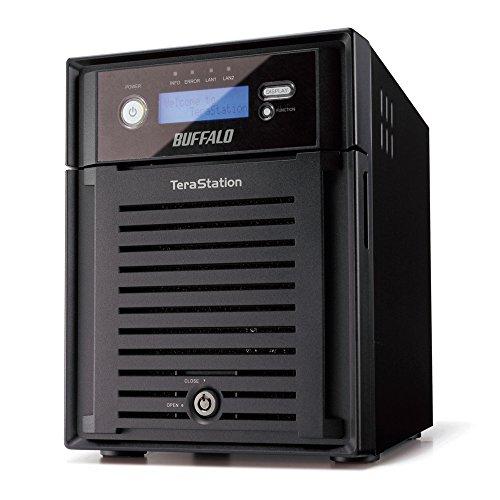 BUFFALO RAID5対応 Windows Storage Server搭載モデル 4TB WS-QV4.0TL/R5