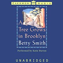 A Tree Grows in Brooklyn Audiobook by Betty Smith Narrated by Kate Burton