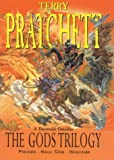 "The Gods Trilogy: A Discworld Omnibus: Pyramids, Small Gods, Hogfather: ""Pyramids"", ""Small Gods"", ""Hogfather"""