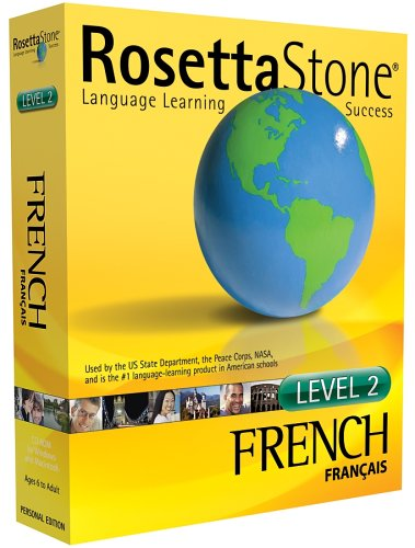 Rosetta Stone V2: French Level 2 [OLD VERSION]