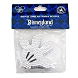 ディズニー おもちゃ ホビー Disneyland 60th Diamond Anniversary Mickey Mouse ミッキーマウス Bling Glove Car Antenna Topper [並行輸入品]
