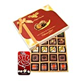 Chocholik Belgium Chocolates - Lovely 20pc Mix Assorted Chocolate Box With 3d Mobile Cover For IPhone 6 - Gifts...