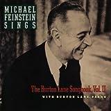 Michael Feinstein Sings The Burton Lane Songbook, Vol. II