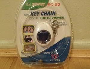 IQ Sound Mini Key Chain Digital Photo Viewer SC-6D