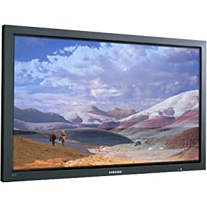 Samsung Plasma Display