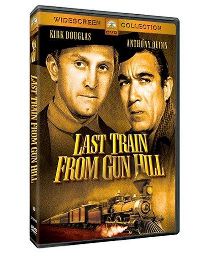 Последний поезд из Ган Хилл / Last Train from Gun Hill (1959) DVDRip