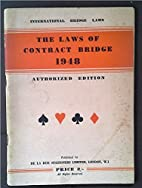 The Laws Of Contract Bridge 1948