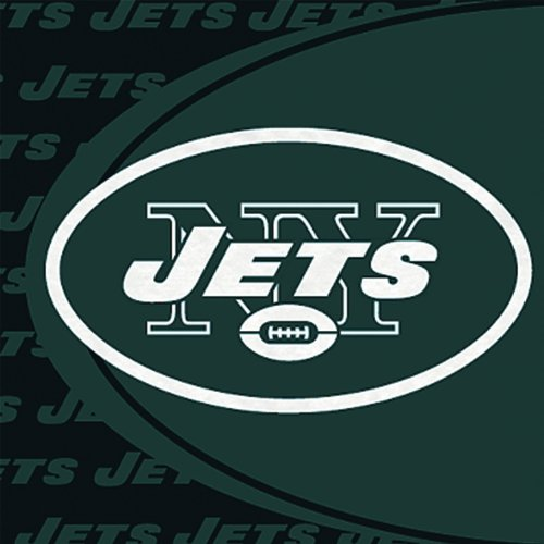 New York Jets Lunch Napkins at Amazon.com