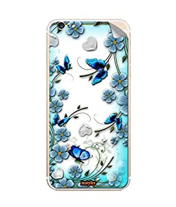 instyler SKIN STICKER FOR APPLE I PHONE 6