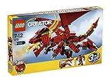 レゴ クリエイター・レッドドラゴン 6751