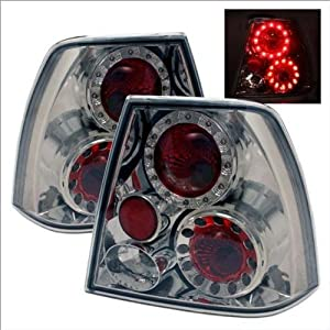 Spyder LED Euro / Altezza Tail Lights 99-04 Volkswagen Jetta