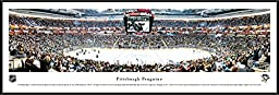 Pittsburgh Penguins - Center Ice at Consol Energy Center - Panoramic Print
