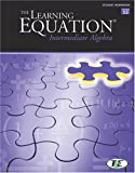 img - for The Learning Equation Intermediate Algebra Student Workbook, Version 3.5 Online (Available Titles CengageNOW) book / textbook / text book