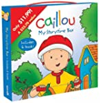 Caillou: My Storytime Box: Boxed set