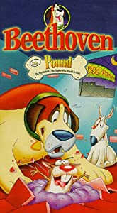 Beethoven: The Pound / Pet Psychiatrist / The Gopher Who Would be King [VHS]