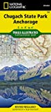 Chugach State Park, Anchorage (National Geographic Maps: Trails Illustrated)