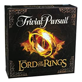 Trivial Pursuit LOTR