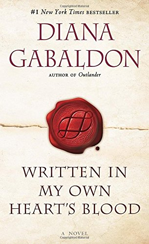 Written In My Own Heart'S Blood by Diana Gabaldon