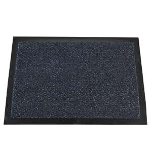 Xclou 274530 Schmutzfangmatte Granat 60 x 40 cm 3 Farben sortiert