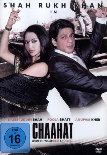 Chaahat DVD FSK 16