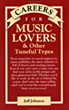 Careers for Music Lovers and Other Tuneful Types (McGraw-Hill Careers for You)